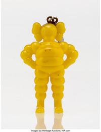 Chum Keychain (Yellow)