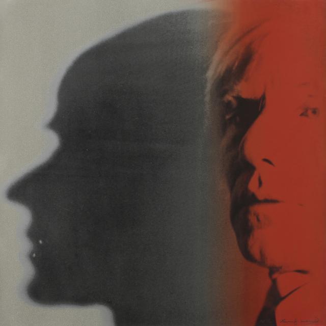 Andy Warhol, 'The Shadow', 1981, Meyerovich Gallery