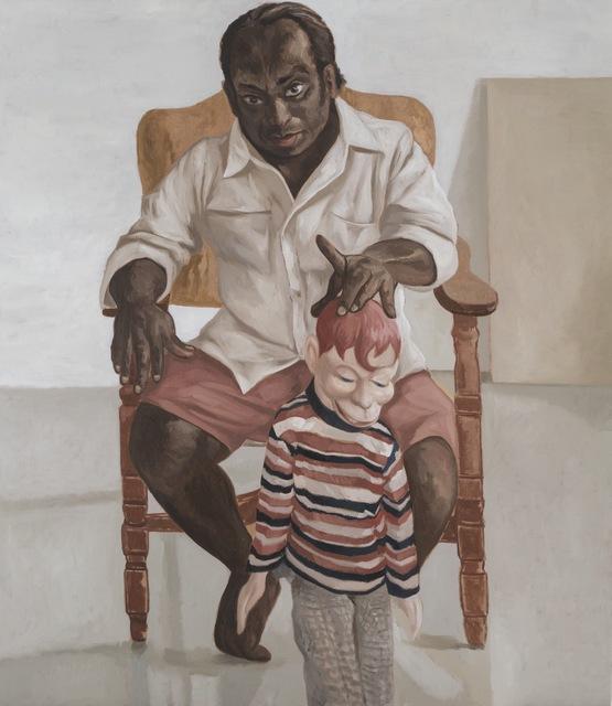 , 'Samlee and Jog,' 2016, Richard Koh Fine Art