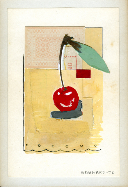 , 'Untitled (Cherry),' 1978, Tibor de Nagy