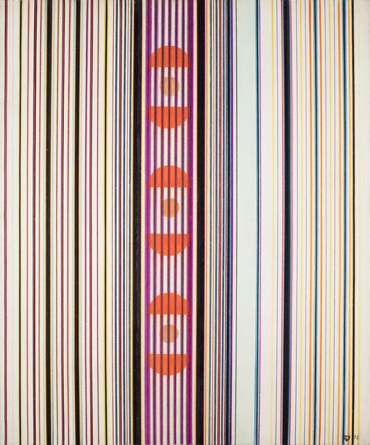 , 'Forme Galbée sin título,' 1972, Leon Tovar Gallery