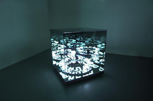 , 'Rund um die Uhr,' 1996/2011, Häusler Contemporary