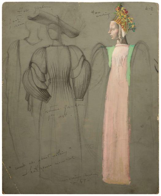 , 'Hero's suit,' 1949, Artur Ramon Art