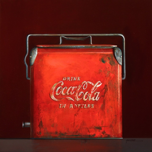 , 'Coke Cooler ,' 2017, Gallery 19