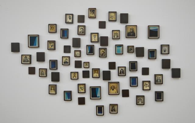 , 'Direct Gaze,' 2014, Galerie Nathalie Obadia