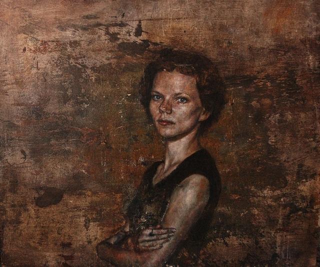 , 'Untitled,' 2017, Galerie Terbeek
