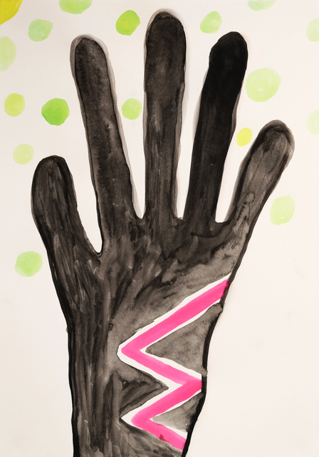 , 'Magic Hand,' 2015, Charlie Smith London