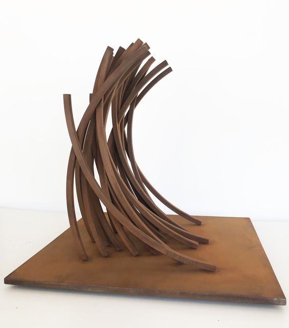 Bernar Venet, '85.5 Arc x 23', 2012, William Shearburn Gallery