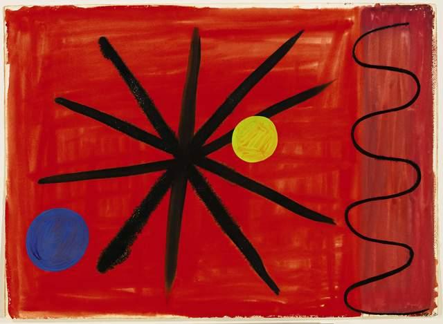 , 'Signs,' 1944, Omer Tiroche Gallery