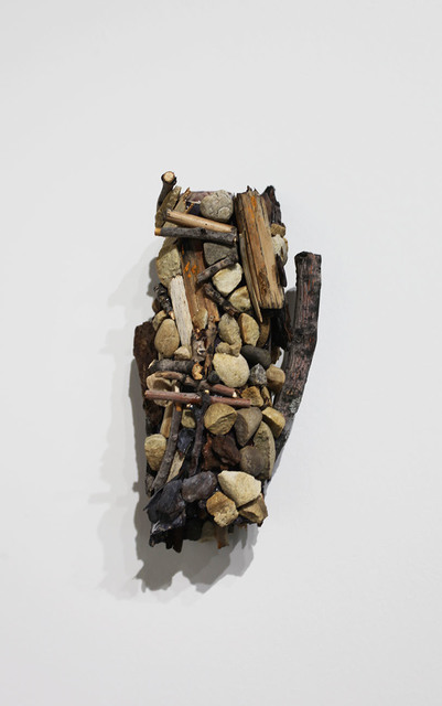 , 'Pebble Fortress ,' 2016, Peter Robertson Gallery