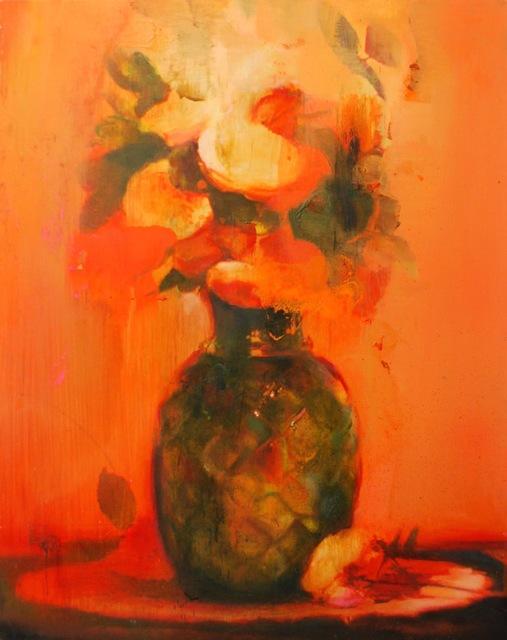, 'Flower vase,' 2014, Zemack Contemporary Art