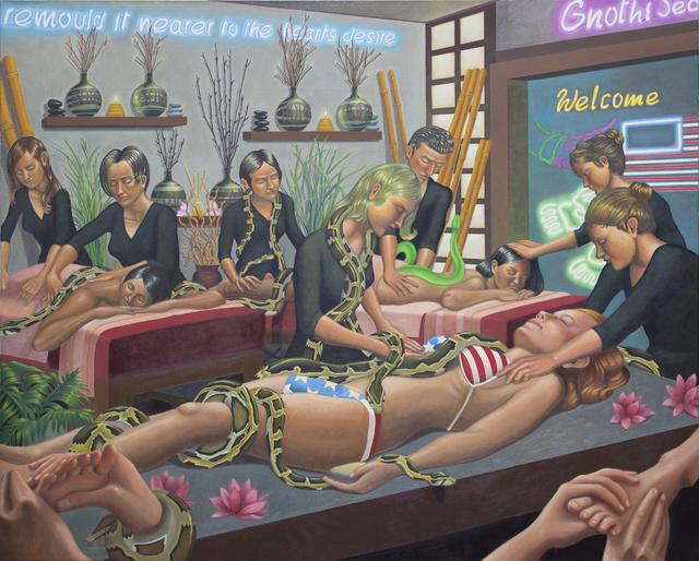 , 'Spa,' 2015, Stuart & Co. Gallery