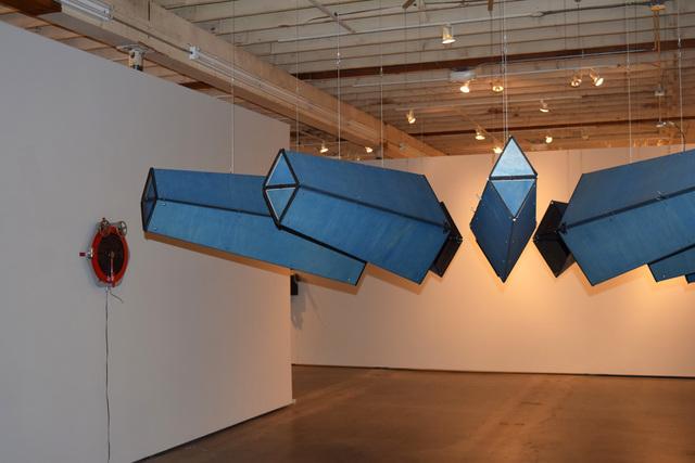 , 'Reedhorn Installation,' 2015, Winston Wächter Fine Art
