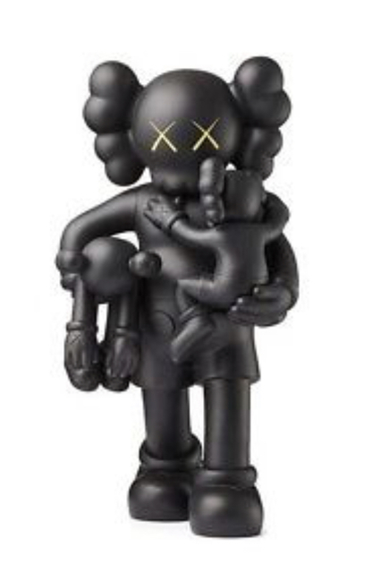 KAWS, 'Clean Slate (Black) ', 2018, Pop Fine Art