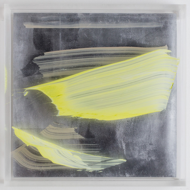 , 'Yellow 1 (Ions Series), 2017,' , ZQ Art Gallery