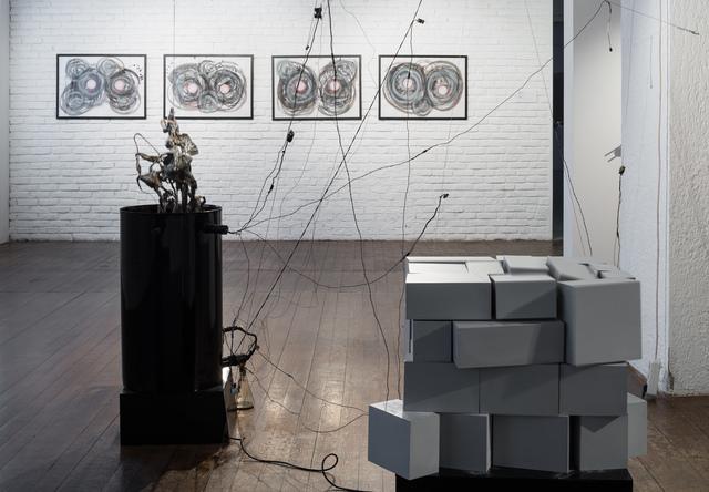 Dmitry Kawarga, 'Object-antiobject. Superposition', 2014, Laboratoria Art & Science Space