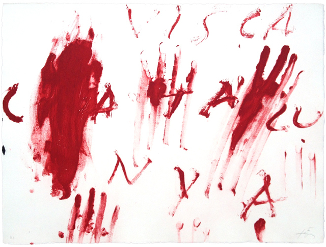 , 'Visca Catalunya,' 1976, Mul.ti.plo Espaço Arte