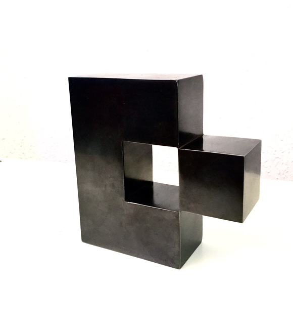 , 'Isolated Cube,' 2017, Adam Gallery
