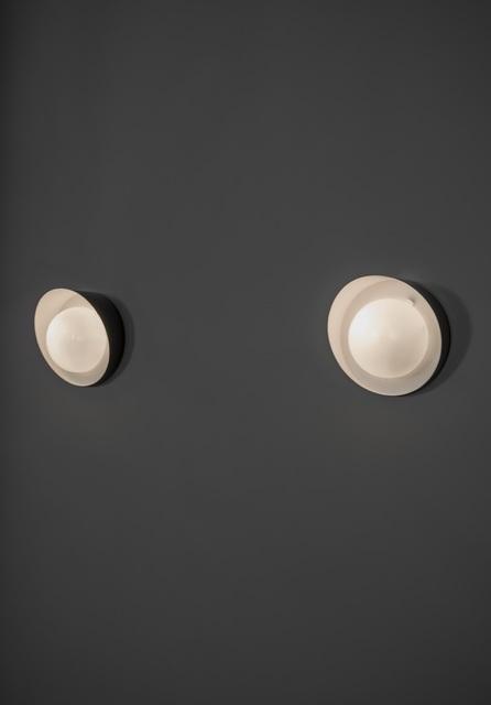, 'Pair of sconces 226,' 1958, Galerie Pascal Cuisinier