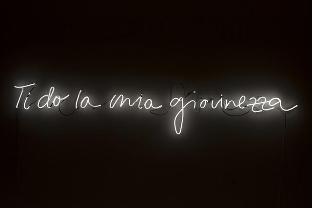 , 'Ti do la mia giovinezza,' 2014, Magazzino