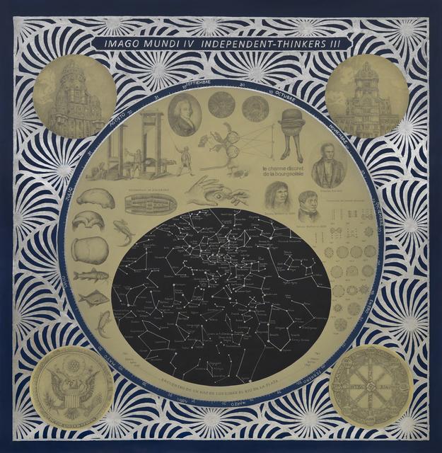 , ' Imago Mundi IV. Independent thinkers III,' 2014, Ignacio Liprandi Arte Contemporáneo