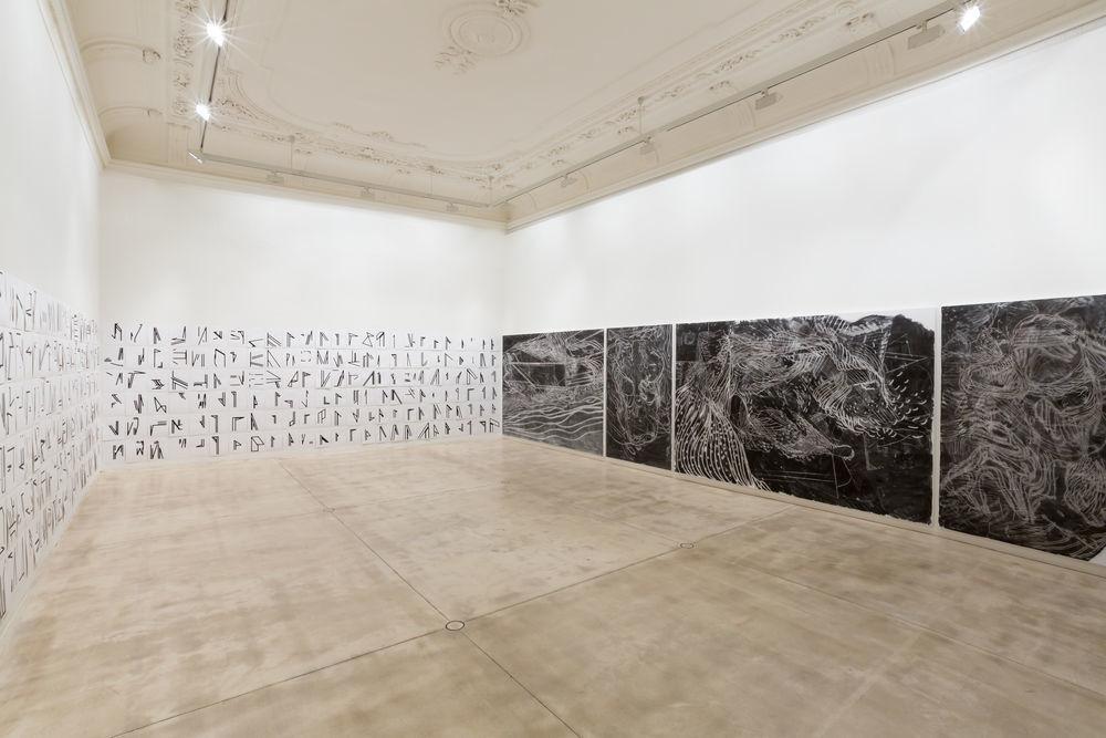 Galerie Krinzinger / photo Tamara Rametsteiner