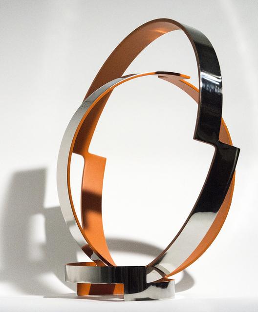 Philippe Pallafray, 'Three Ring Temps Zero Orange', 2019, Oeno Gallery