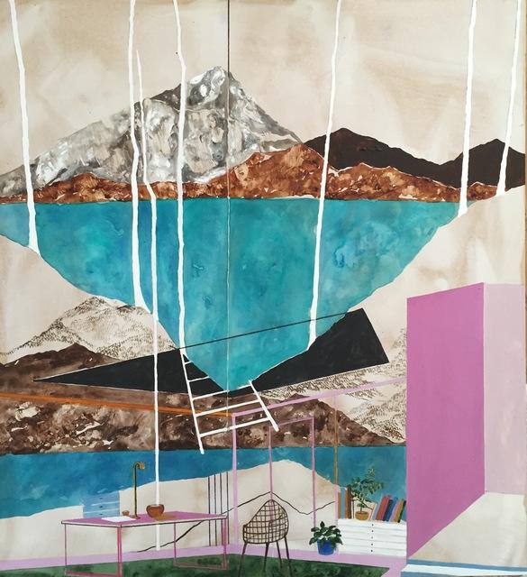 , 'Falling,' 2016, Arusha Gallery