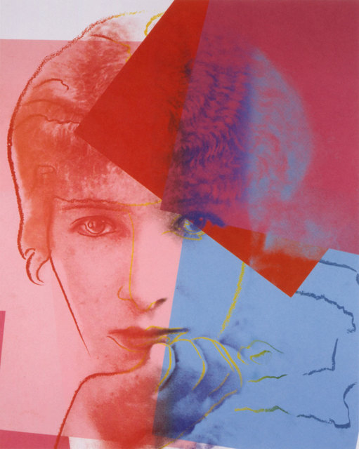 , 'Sarah Bernhardt (FS II.234),' 1980, Revolver Gallery