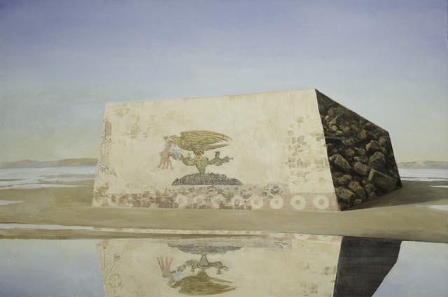 Eric Pérez, 'Teocalli', 2020, Painting, Oil on canvas, Aldama Fine Art