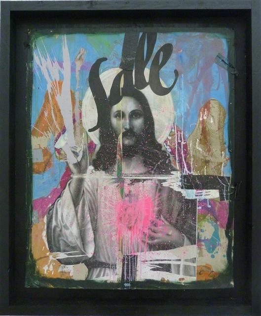 , 'Jesus Superstar,' 2017, Die Kunstagentin