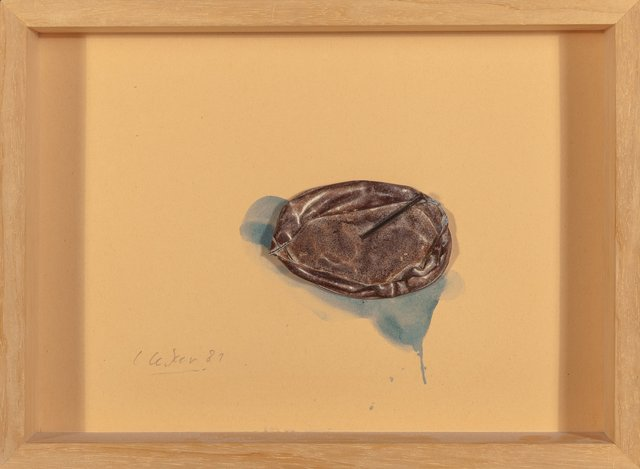 Günther Uecker, 'Untitled', 1981, Heritage Auctions