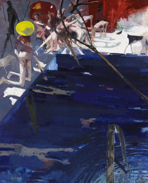 Arno Rink, 'Swimming Pool', 1989, Galerie Kleindienst