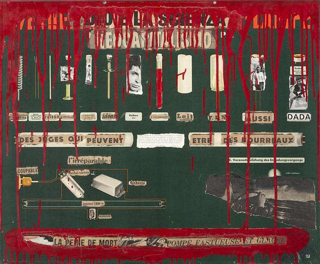 Alain Jouffroy, 'Neocapitalisme et Neodada', 1961, Il Ponte