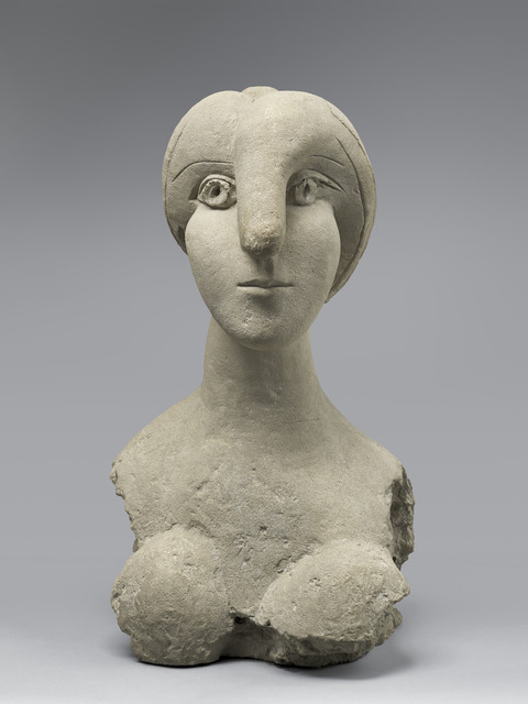 , 'Bust of a Woman,' 1931, Tate Modern