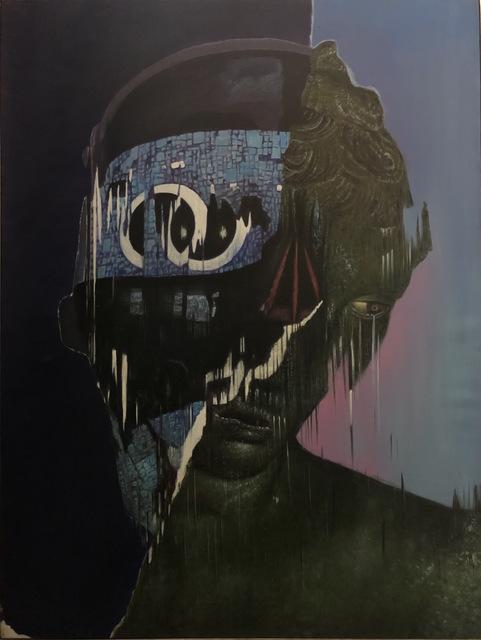 Ciler, 'Sin Título', 2020, Painting, Acrylic paint on canvas, MAIA Contemporary