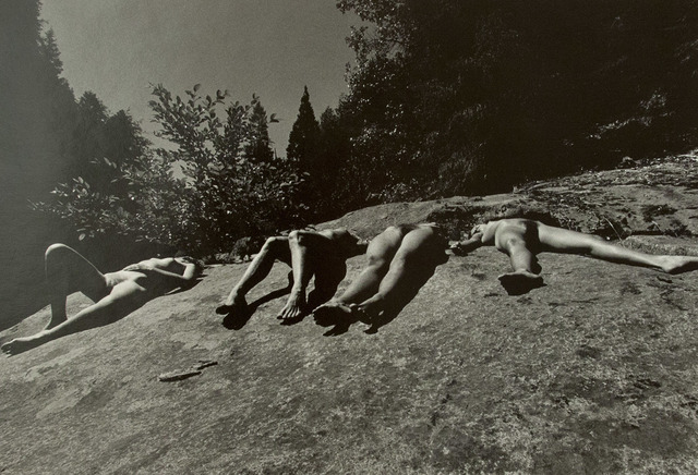 , 'Naked School, #7431-22A, Yosemite,' 1974, Art Portfolio, Inc.