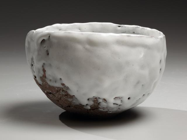 , 'Hakuyū wan: White-glazed Teabowl,' 2014, Joan B. Mirviss Ltd.
