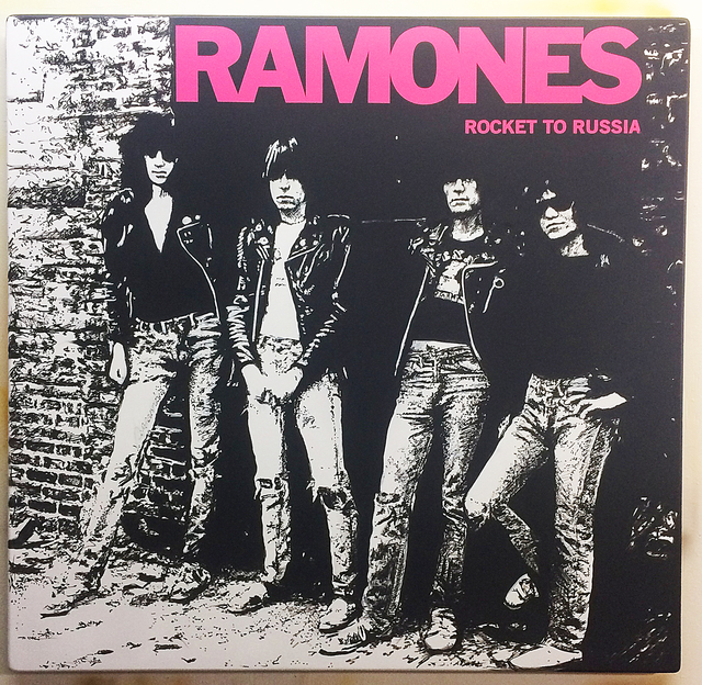 , 'Rocket To Russia,' 2017, Axiom Contemporary