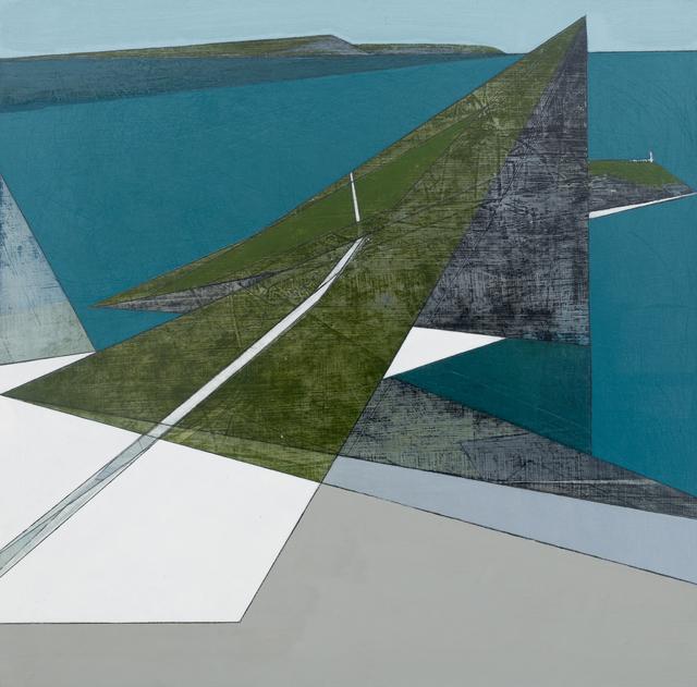 , 'Sea Cliff 5,' 2018, Sladers Yard