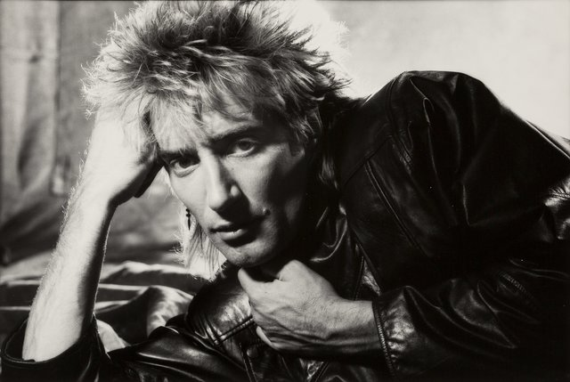 Norman Seeff, 'Rod Stewart', 1984, Heritage Auctions