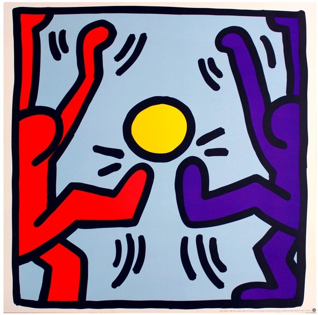 Keith Haring, 'Untitled', ca. 1993, EHC Fine Art