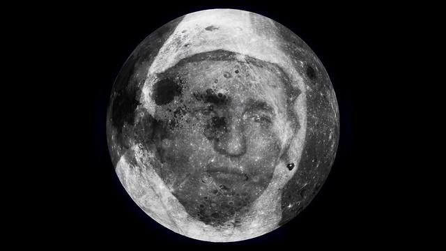 , 'Across the Moon,' 2017, Goodman Gallery