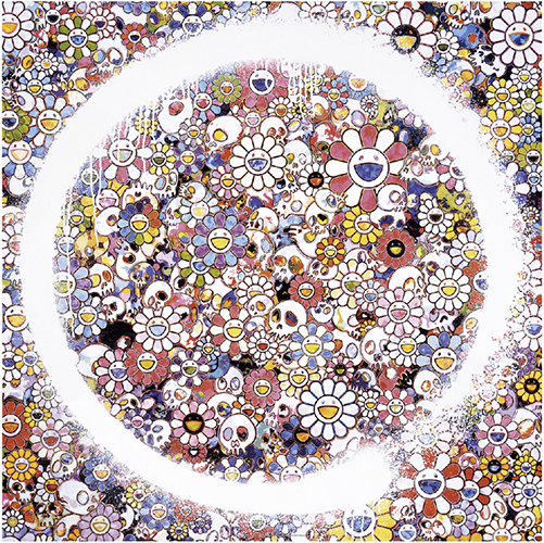 Takashi Murakami, 'Ensō: Zen, The Heavens', 2016, Dope! Gallery