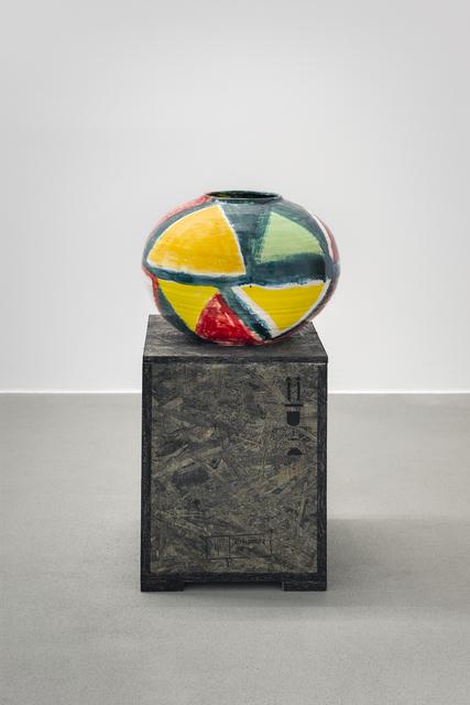 , 'Adnan 5,' 2018, Galerie Mehdi Chouakri