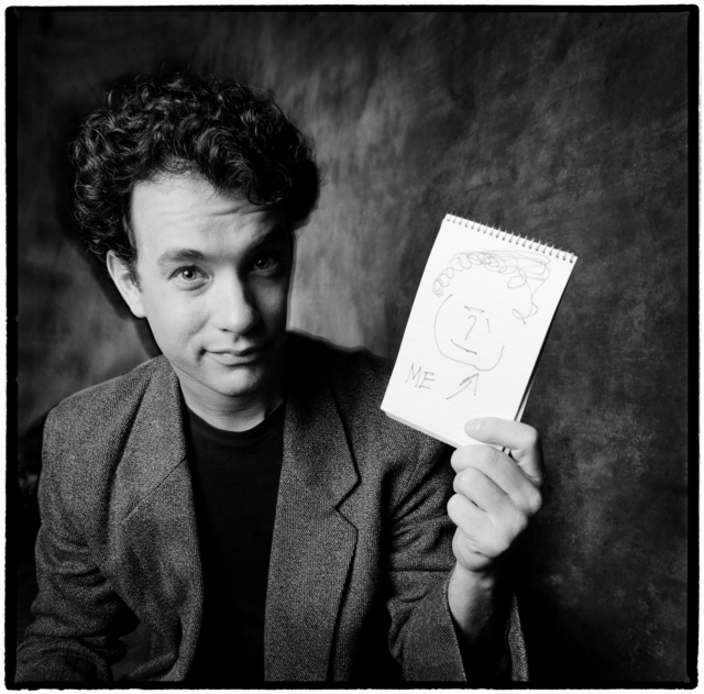 , 'Tom Hanks • 1987 • NYC • Saturday Night Live,' 1987, photo-eye Gallery