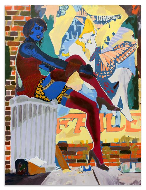 , 'Midnight's Muse,' 2016, Gordon Gallery