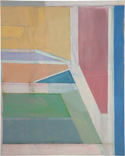 , 'Ocean Park # 27,' 1970, Royal Academy of Arts