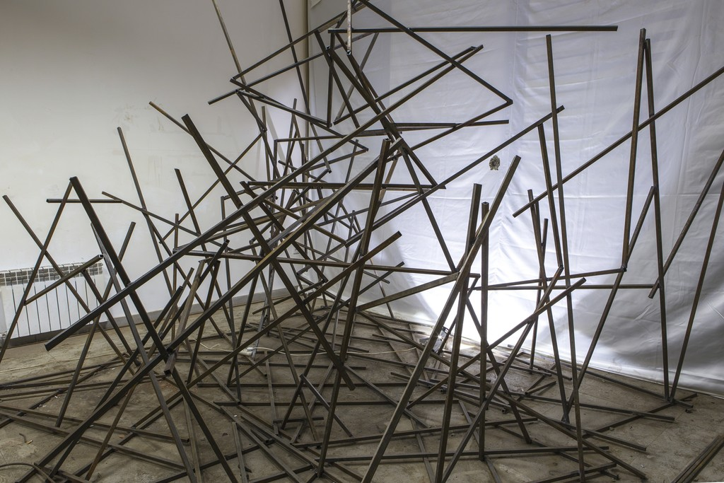 Rashad Alakbarov, Untitled (2015) Image courtesy of the artist and YARAT Contemporary Art Centre.