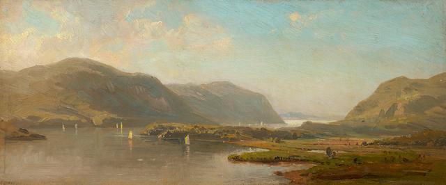 , 'Hudson River Above West Point,' , Questroyal Fine Art